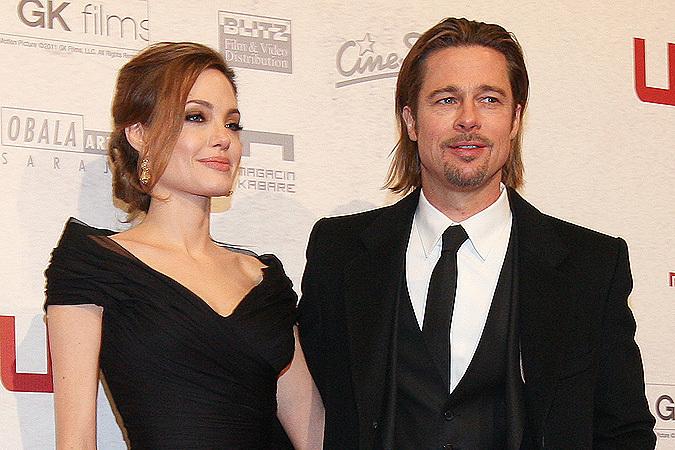 Анджелина Джоли преподнесла мужу свадебный подарок за 3 миллиона долларов