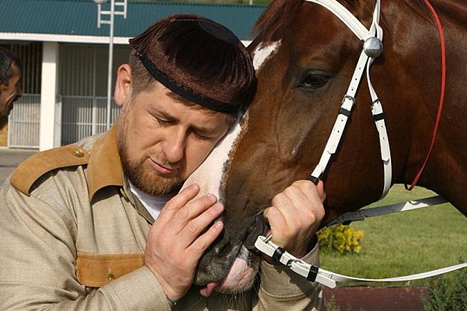 Рамзан Кадыров: Немецкие власти должны извиниться перед всеми лошадиными табунами мира!