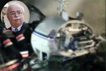 Бизнес-самолет Falcon разбился из-за пьяного водителя снегоуборочной техники?