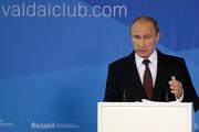 Выступление Владимира Путина на «Валдае»: Нынешние потрясения - преддверие краха мирового порядка