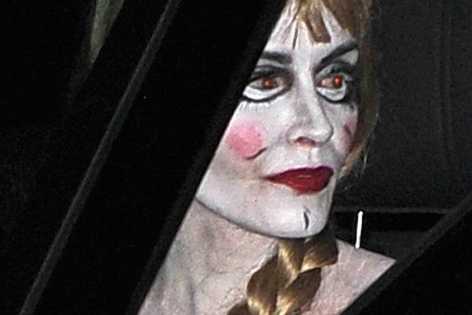 5 самых дурацких костюмов звезд на Хэллоуин