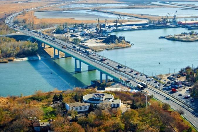 После капитального ремонта открылся Аксайский мост // KP.RU