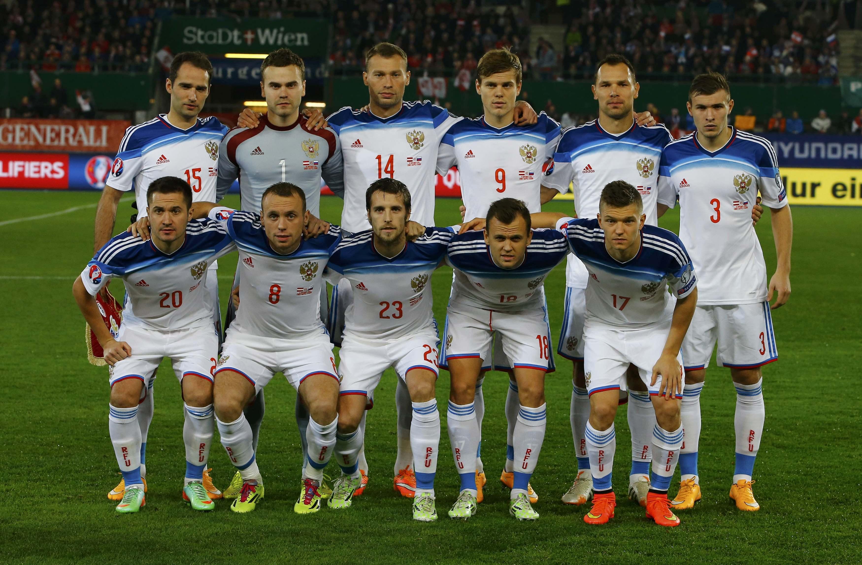 футбол ru
