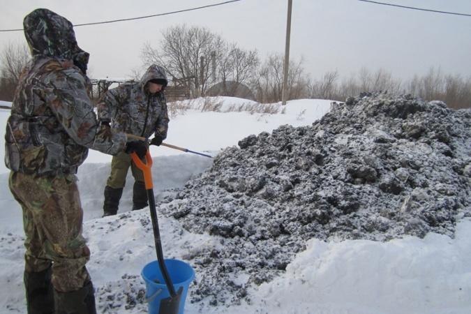 Под Томском обнаружили свалку из 25 тонн ядовитых отходов