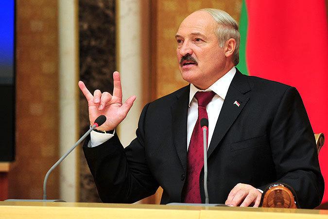 Лукашенко не одобряет участие белорусов в войне на Донбассе, но готов поднять по тревоге и вооружить 500 тыс. человек - Цензор.НЕТ 2465