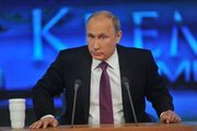 Пресс-конференция Владимира Путина: о расплате за Крым, экономике, ипотеке, здравоохранении, Чечне и о личном
