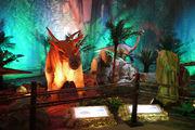 Аргентинские «живые» динозавры появились на ВДНХ
