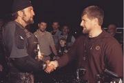 Кадыров поздравил байкера Хирурга с включением в санкционный список США