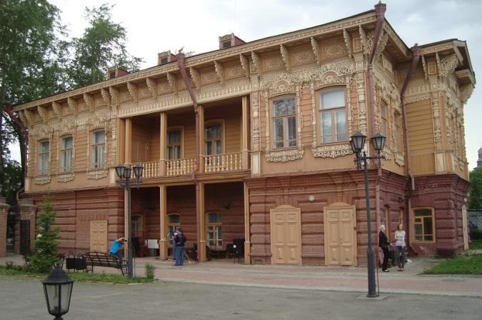 На сохранение деревянного зодчества в Томске потратили 51,3 млн рублей