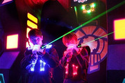 Лазерная охота в «Городе динозавров» (от 12 лет)