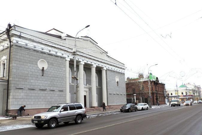 Когда откроют театр Пушкина в