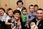 Многодетную мать арестовали за государственную измену