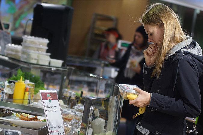 40% россиян проедают половину семейного бюджета