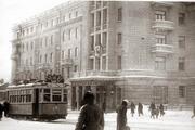 Уфа, трамвай Х 6; Уфа - Закрытые трамвайные линии; Уфа - Исторические фотографии.