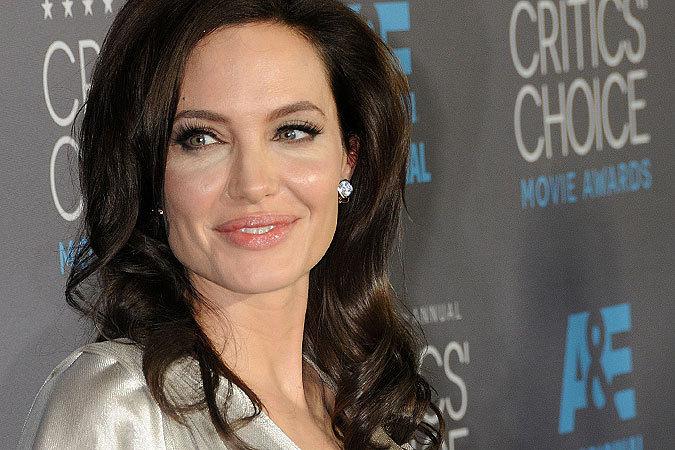 Анджелина Джоли: «Мне удалили