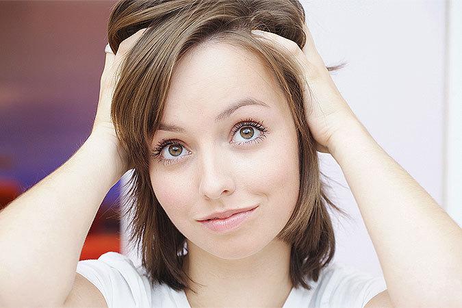 Красивые волосы как добиться - 465
