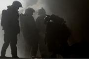 В общежитии медицинского университета в Москве вспыхнул пожар, пострадали четыре человека