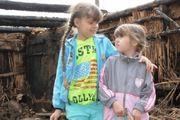 Под Астраханью девятилетняя школьница спасла маленьких братика и сестренку из горящего дома