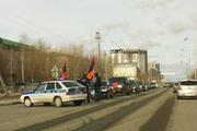 Армяне в Москве отметили День Геноцида несанкционированным автопробегом и стрельбой