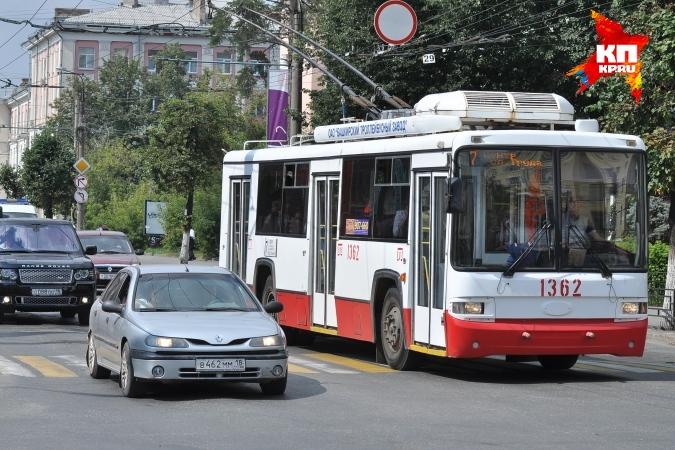 1 мая общественный транспорт
