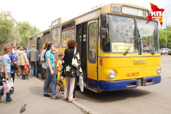 1 мая автобусы и троллейбусы в