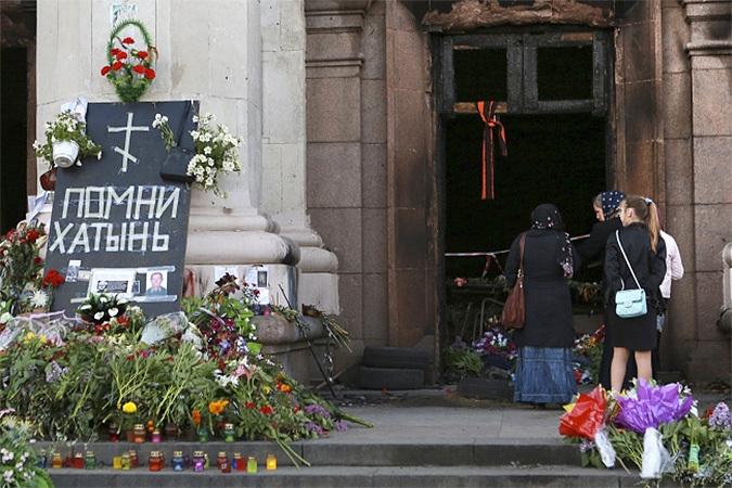 «Одесская Хатынь».