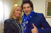 Виктория Ланевская приняла участие в благотворительном концерте Авраама Руссо