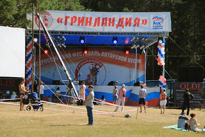 Песни под гитару у костра «Комсомолка» рассказывает, как добраться до фестивальной поляны в...