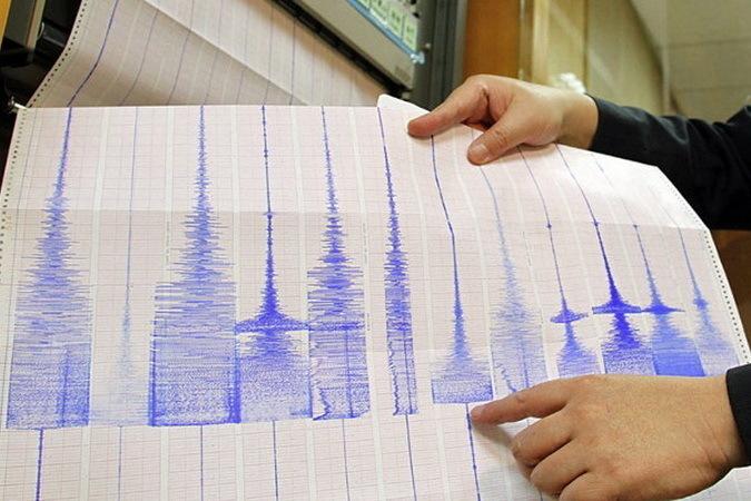 землетрясение магнитудой 6