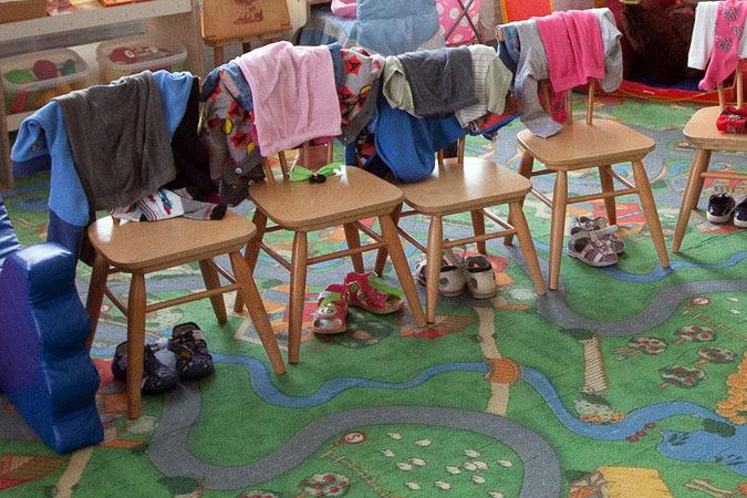В детском саду Черкесска ребенка облили кипятком