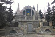 Задержан вандал, раскрасивший памятник Ленину в Челябинске в цвета украинского флага