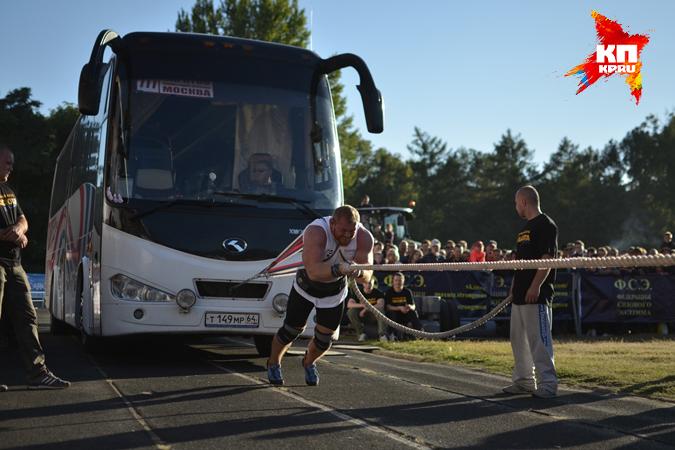 На соревнованиях в Саратове