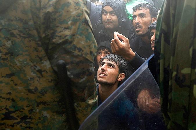 Кто организовал спецоперацию «беженцы»