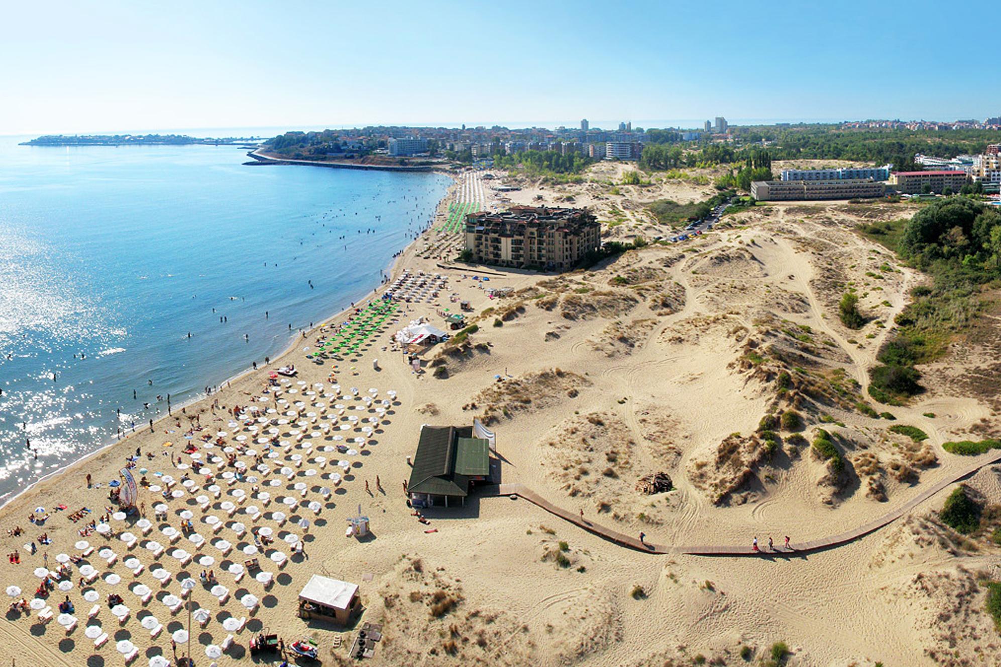 Владельцы отелей на болгарском Черноморье отмечают 150 млн евро потерь