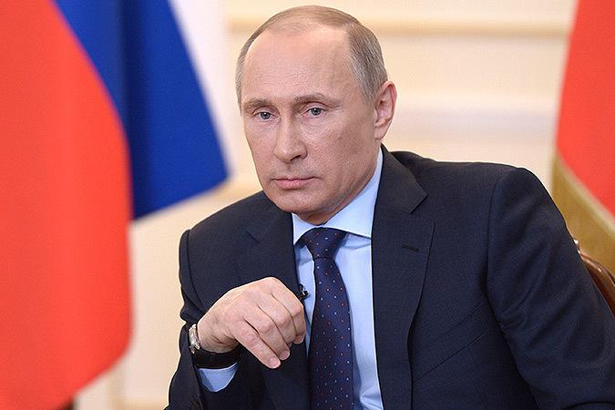 Путин: Российская авиация применяется в Сирии исключительно против террористов