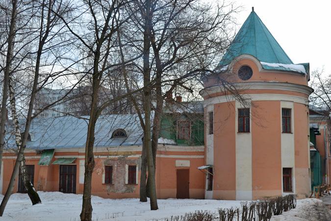 Тимирязевской академии и