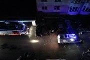 Причиной взрыва в Симферополе стали подвесные потолки