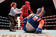 Чемпионку по тайскому боксу, устроившую пальбу на дороге, арестовали на 4 суток