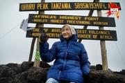 86-летняя бабушка из Бурятии покорила Килиманджаро