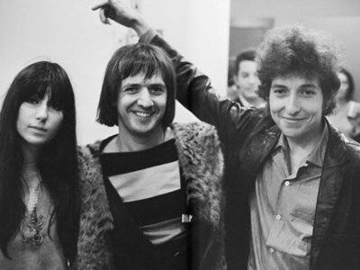 Шер, Боб Дилан  и Сонни