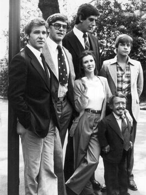 """Экипаж """"Звездных войн""""Star Wars"""