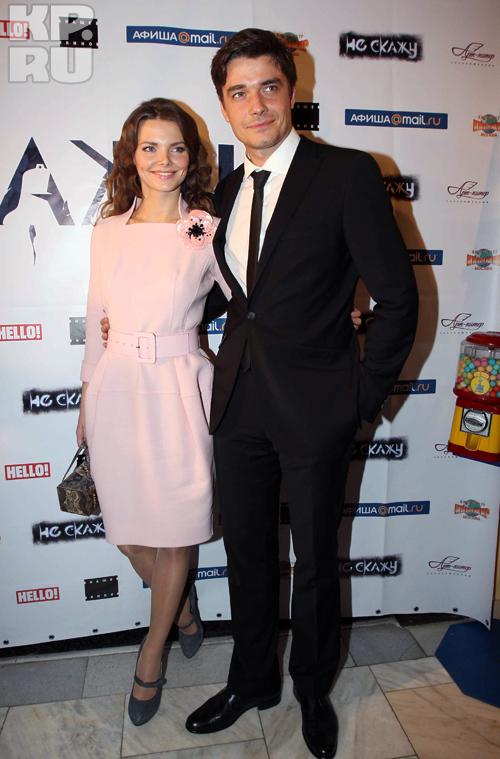 Лиза Боярская с мужем.  Смотрите фотогалерею.  Фото: Мила СТРИЖ.