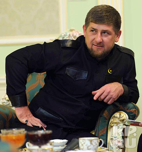 """Рамзан Кадыров дал интервью """"Комсомолке"""""""