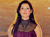 Легенда о птице Симург в платьях от Дильбар