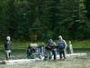 Съемки на реке Чусовой.