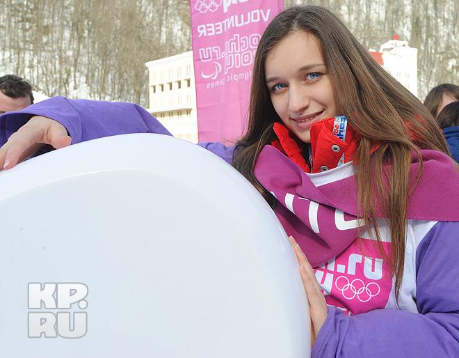 Семинар для волонтеров Олимпиады в Сочи