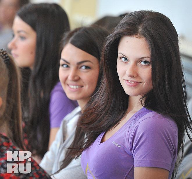 Участницы конкурса 'Мисс Россия' готовятся к субботнему финалу