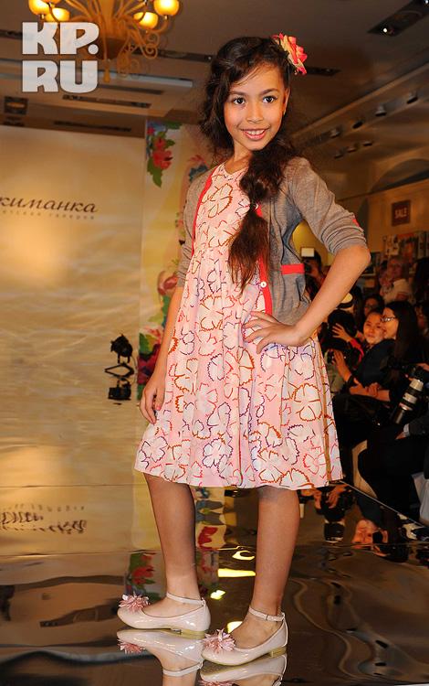 Детская неделя моды в галерее «Якиманка»