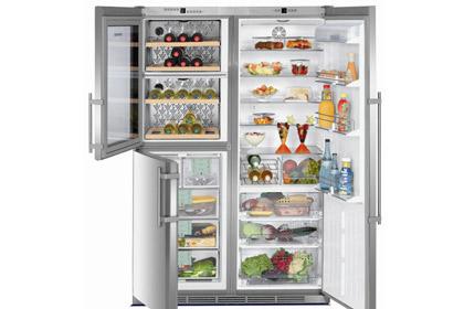 Весенний холодильник