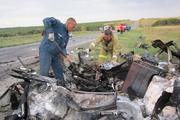 ДТП под Саратовом: погибли пять человек